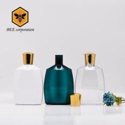 Conteneur de shampoing fabricant PETG Récipient en plastique pour les cosmétiques L'emballage (BMDH-400)
