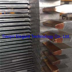 GR 2 티타늄 클래드 알루미늄/알루미늄 클래드 티타늄 구리/강철 산업 전기/알루미늄 클래드 강철 도체/알루미늄 클래딩 패널