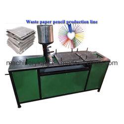 Bonne facile à utiliser les déchets de papier crayon faire machine de coupe