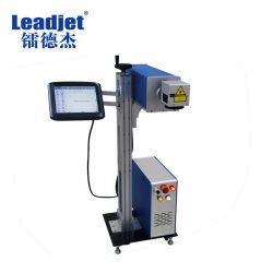 Высокая скорость принтера CO2 лазерной маркировки данных машины случае кодер