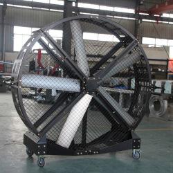 De industriële Ventilator van de Vloer van de Tribune van de Ventilator van de Vloer Elektrische Commerciële