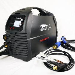 Inverter-Mag-Schweißgerät FabrikgroßhandelsPortable MIG-200 synergisches IGBT