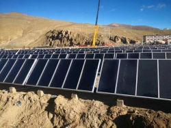 Os colectores solares plana, piscina de painéis solares de aquecimento