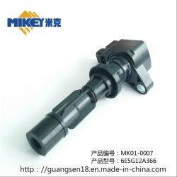 Bobina de ignição. Mazda 6 (2) Nova Wit Pinna 2.0/2,3 M6 Mercúrio (PEN) Mazda 2.3/CX7. Modelo do produto: 6e5G12A366.