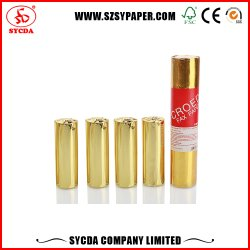 60g熱ファクシミリのペーパーは広く印刷の熱ペーパーロールを使用する