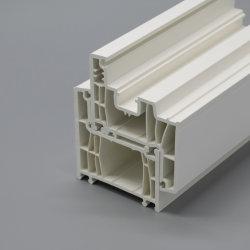 Perfil de UPVC/PVC blanco/ /puerta ventana