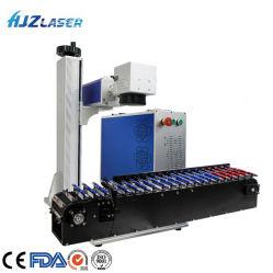 Macchina della marcatura del laser su acciaio/sul metallo/penna acciaio inossidabile da vendere