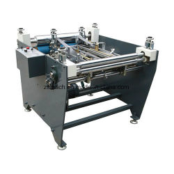 Double côté machine repliable (ZS-600)