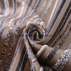 Пункт полосы из жаккардовой ткани мебель ткань с металлических материалов