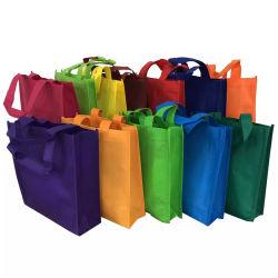 Saco de não tecidos, Venda por tipos de produtos amigos do ambiente comercial promocional reutilizáveis de manta de retalhos equipamento para embalagem vestido de noiva prensa para cobrir Sacola grande roupas de dança