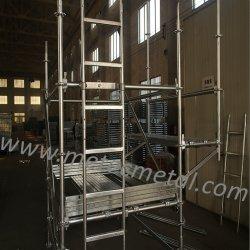 Vertikale Strichleiter für Ringlock Systems-Baugerüst