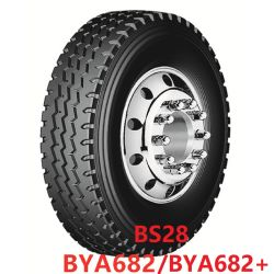 Nuovo pneumatico di 315/80r22.5 Bya682+ TBR/pneumatico radiale/pneumatico resistente del camion/pneumatico del bus
