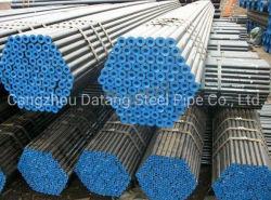 Les tuyaux soudés en acier sans soudure de l'ASTM, Pipeline & Water Tube galvanisé