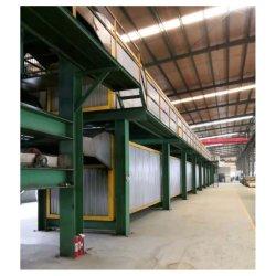 Baumaterial/PPGI Produktionslinie/Stahlspule Farbe Beschichtungslinie