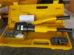 300mm2 de la pince à sertir Pince hydraulique meurt la borne du fil de la sertisseuse Cosse de câble de batterie