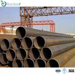 ASTM A53/API 5L/ASTM A252/ASTM A500/EN10219/ASTM A139/JIS 3444 schweißte Stahlrohr für Stahlkonstruktion/Baumaterial/Wasser-Rohr/Baugeräte