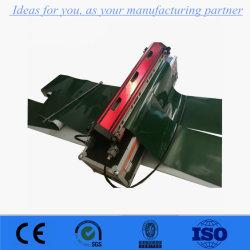PVC コンベアベルトホットスプライスプレス、高速エア冷却付き