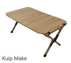 2020木製熱い販売人のブナの森の折るキャンプのピクニックは表を転送する