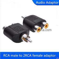 Conector RCA dourado, Ficha RCA, Jack e adaptador para Áudio & vídeo RCA macho para F fêmea, Fonte de Alimentação de comutação, Autopeças