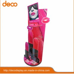 Lip Stck の掲示板のアクリル Dipslay の市場広告のための立場