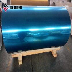 Производство на заводе в Гуанчжоу PE покрытие расходов цена алюминия катушки зажигания