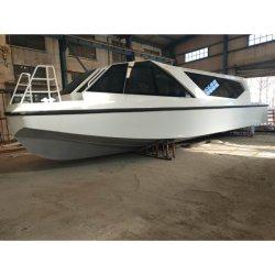 14m 직업적인 알루미늄 속도 모터 오두막 집 전송자 /Aluminum 경비정 또는 스포츠 어선 14 M 호화스러운 나룻배