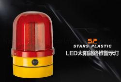 L'énergie solaire témoin de signalisation à LED jaune Montage Magnétique LED clignotant LED lumière stroboscopique gyrophares stroboscopiques
