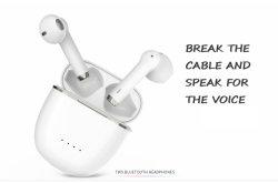 Anc無線Bluetoothのイヤホーン、Bluetoothのヘッドセット、移動式アクセサリを取り消す実行中の騒音