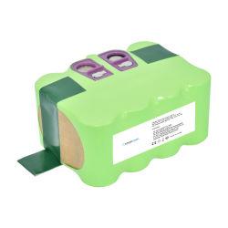Ni-MH 14,4V 1500mAh Batería de la barredora de inteligencia Samba XP210