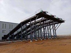 ناقل الحزام الثابت Td75 المستخدم في التعدين بالفحم والمعادن والموانئ ورصيف النقل والصناعات الكيماوية والبترول والميكانيكية