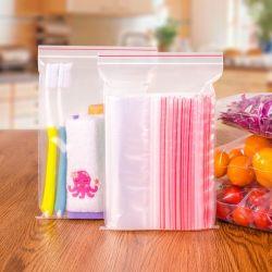 Embalagens de alimentos a impressão em cores composto Saco de embalagem três - Vedação de frente e verso