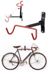 Вешалку для велосипеда для настенного монтажа поворотных держатель велосипеда подставки