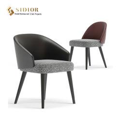 Hochwertige moderne Luxus-Leder Restaurants Stuhl für Hotel Bankett Abendessen Event Hochzeit