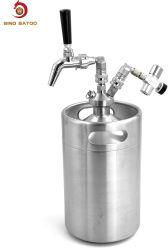Tap per barili di birra Mini Kegerator Profi da 5 l