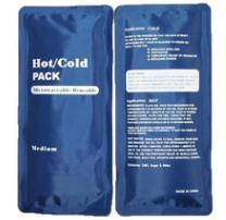 Soft gel frío caliente Pad para el alivio del dolor de rodilla Lesiones Deportivas Toothach bolsa de hielo