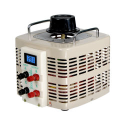 自動電気式 Tdgc 単相 2kVA 電圧レギュレータ