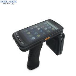 UHF RFIDの読取装置PDAサポートアンドロイドを読むBluetoothの手持ち型の札