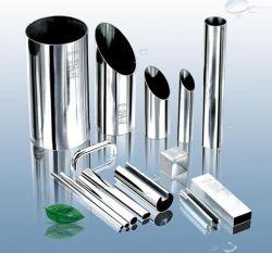 ASTM A554 201 202 أنبوب ملحوم من الفولاذ المقاوم للصدأ للأثاث