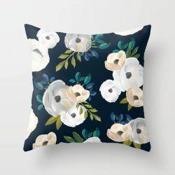Multicolor Flower Rose capa do assento diferentes almofadas decorativas