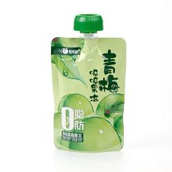 ZERO Fat Healthy Lactobacillus ヨーグルト Plum Jelly drink 90g
