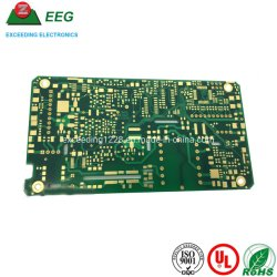 Power Electronics용 4레이어 다중 레이어 FR4 Immersion Gold PCB