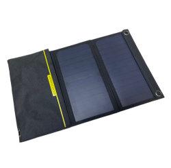 20W 방수 USB 출력 소형 태양광 패널 충전기(모바일용 전화