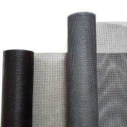 Ventana de fibra de vidrio de alta calidad, rollo de mosquiteros