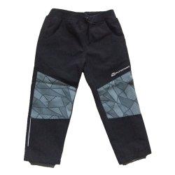 Kids Soft Calças de Shell para vestuário exterior Boy Roupas Desgaste de desporto