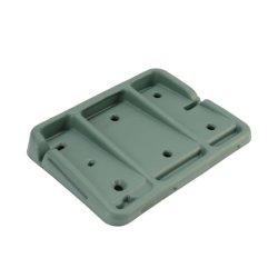EVA de moulage par injection de mousse en caoutchouc Stand PC Tablette de cas cas pour l'iPad Mini 4