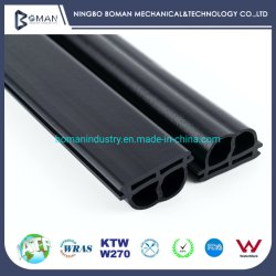Резиновые накладки производства, резиновое уплотнение, настраивать ПВХ/EVA/силикон/EPDM резиновая уплотнительная лента для алюминиевая рама