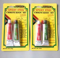 Ab de acero de alta resistencia Epoxi adhesivo para la automoción y pegado de metal