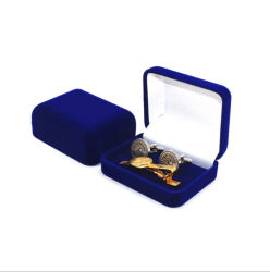 中国の卸し売り注文の方法宝石類の衣類の付属品の衣服のギフトのメンズ シャツゴールドシルバーメタルタイバークリップセットダウンリンク W/ プラスチック / ラグジュアリーボックスに石を使用