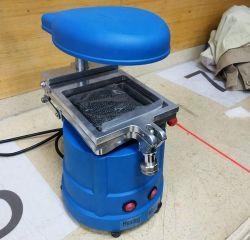 Lab Equipment draagbare tanden vacuüm vormen machine Tandheelkundige producten