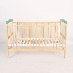 Saling를 위한 유아 침대에 도매 유럽 작풍 단단한 나무 아기 간이 침대 개심자